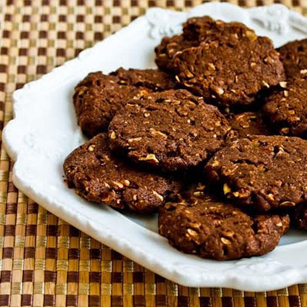 Bánh chocolate yến mạch