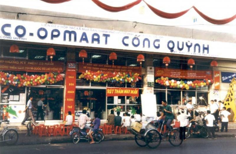 Co.opmart - Bạn của mọi nhà
