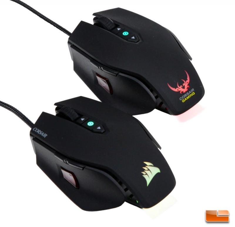 Corsair M65 RGB Laser Gaming Mouse