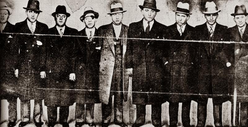 Băng đảng Cosa Nostra ở Sicily