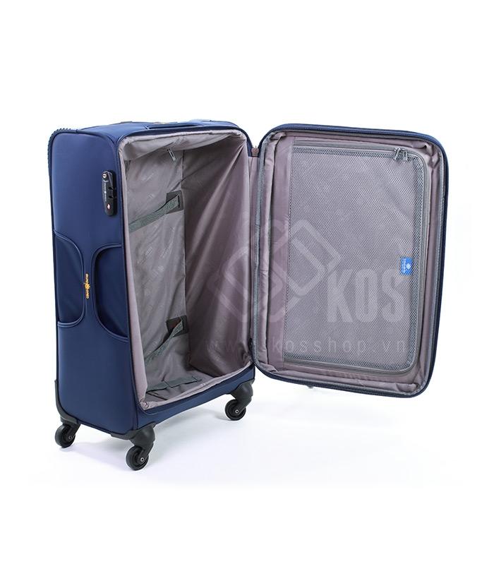 Hình dáng bên trong của vali Cosas United Lance