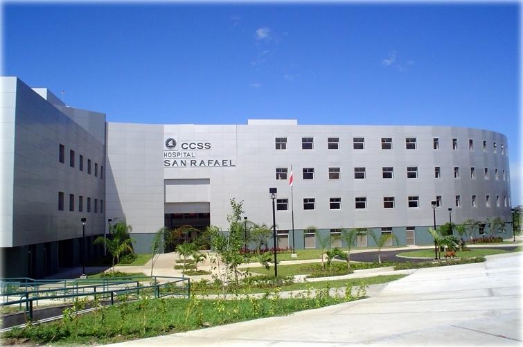 Một trong những bệnh viện lớn nhất Costa Rica