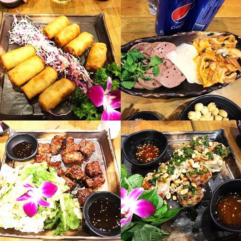 Cột Điện Kitchen