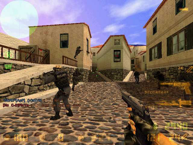 Tựa game Counter – Strike 1.1