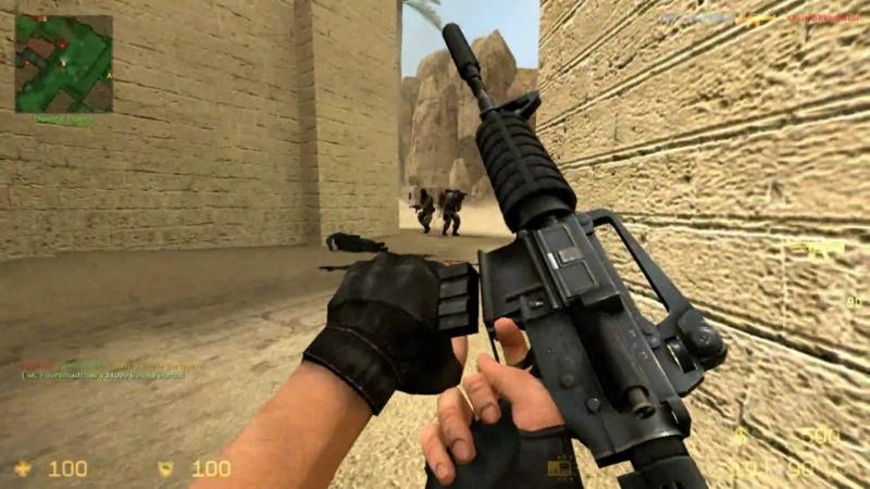 Counter-Strike - mod game Half-Life