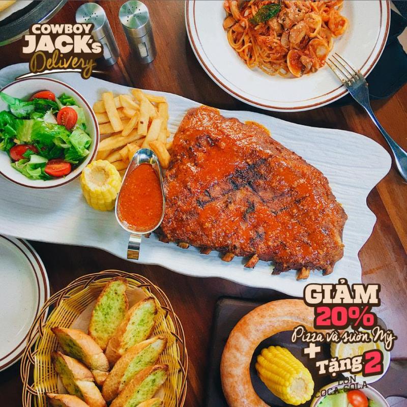 Cowboy Jack's American Dining - Tràng Thi