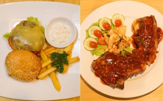 Cowboy Steakhouse & Bar với những món ăn bắt mắt