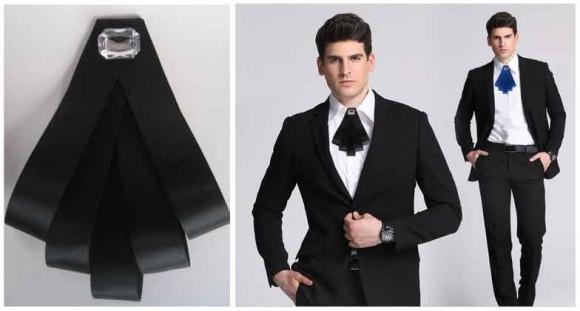 Cravat và nơ