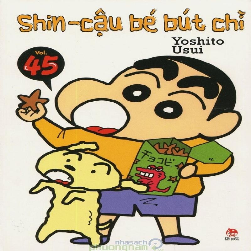 Crayon Shin-chan (Shin – cậu bé bút chì)
