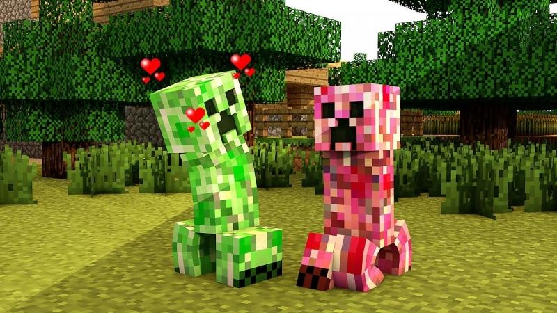 Creeper - Biểu tượng của Minecraft