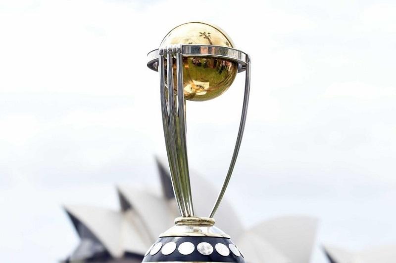 Cup giải thưởng của Cricket World Cup
