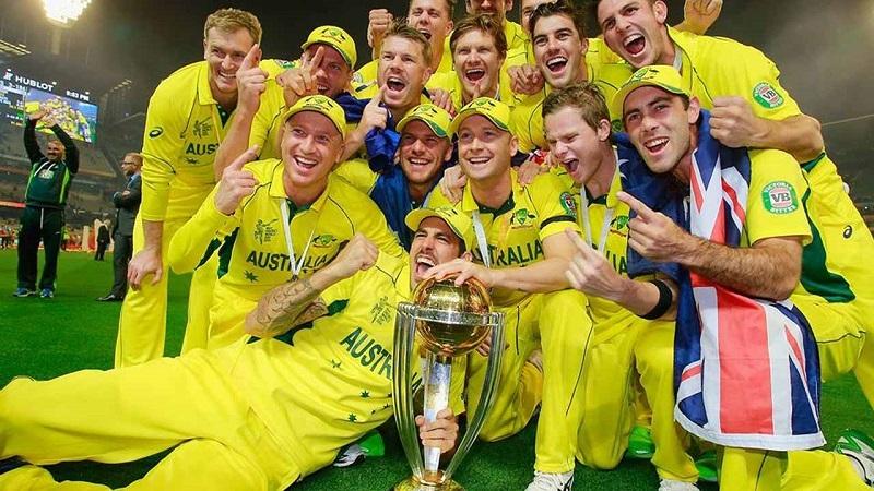 Tuyển thủ của đội Australia