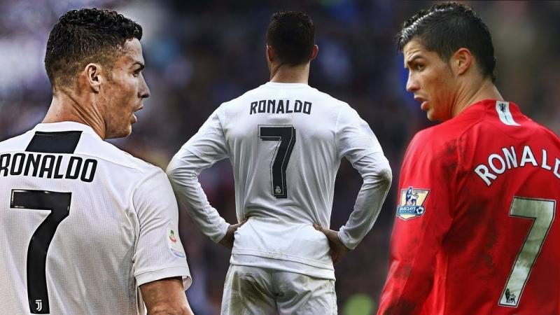 Cristiano Ronaldo- số 7 huyền thoại của làng túc cầ thế giới
