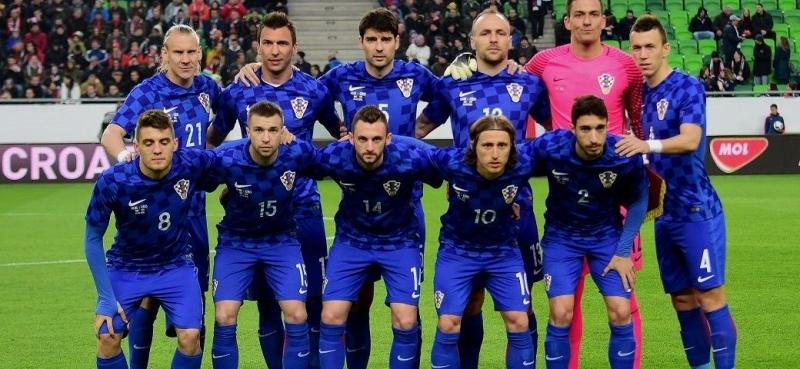 Croatia là tập thể rất đồng đều