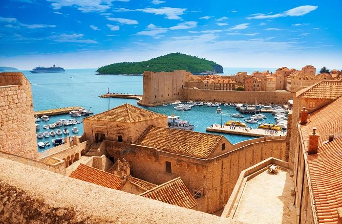 Dubrovnik - thành phố từ thời trung cổ