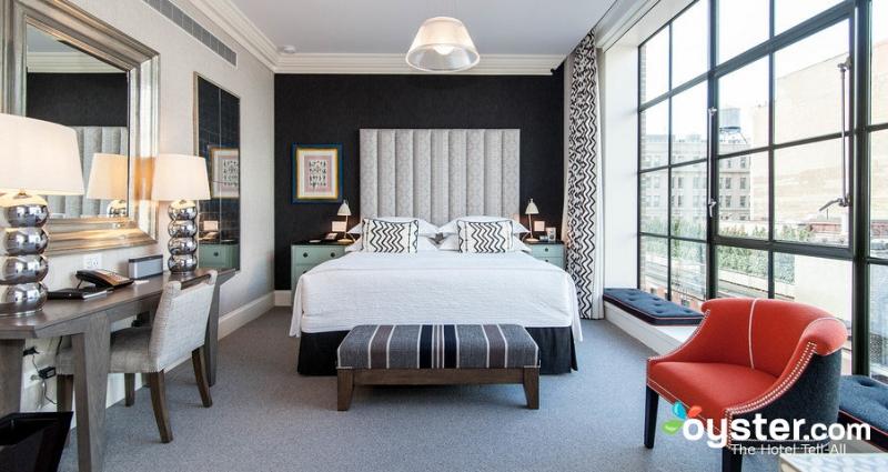 Crosby Street Hotel là biểu tượng cho sự quyến rũ của nước Anh giữa lòng đô thị New York phồn hoa