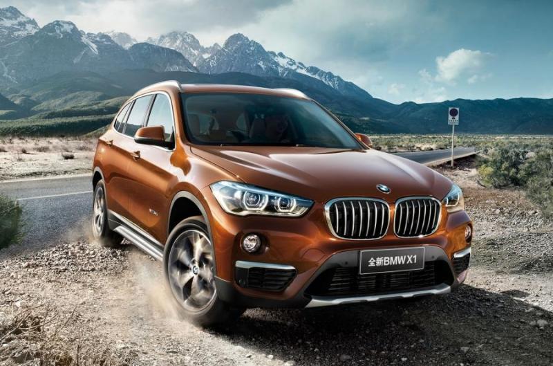 Crossover hạng sang cỡ nhỏ tốt nhất: BMW X1
