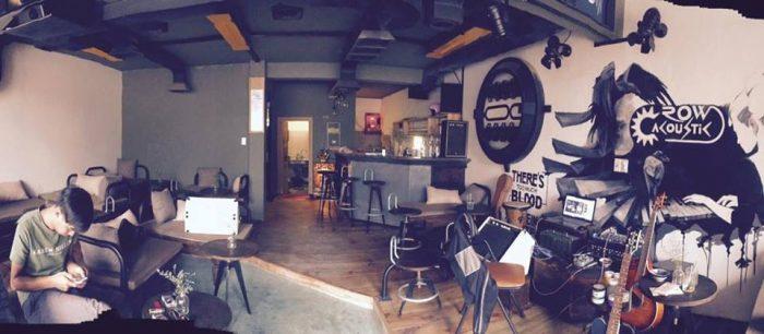 Không gian tại Crow Acoustic Coffee