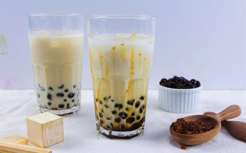 CRUSH - cafe trà sữa