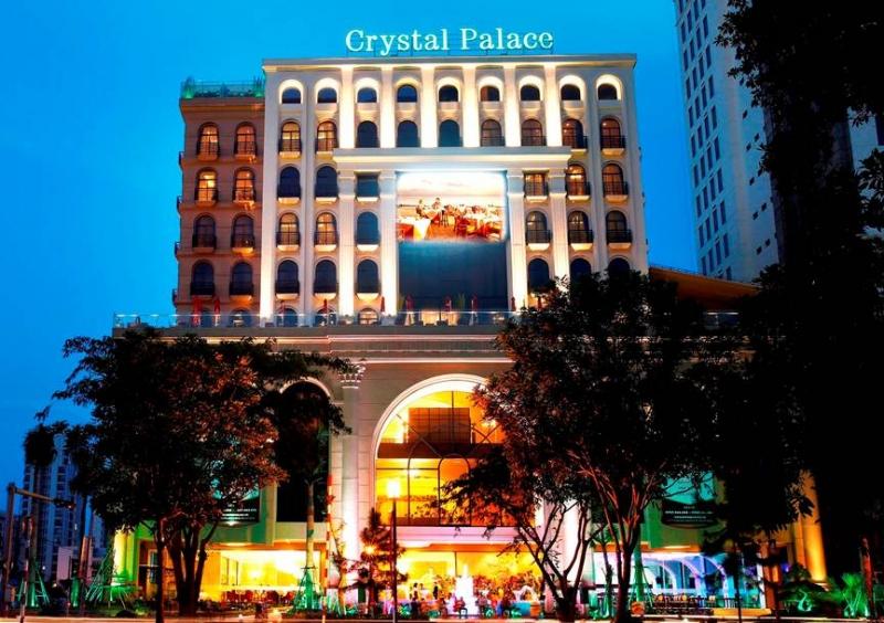 Khách sạn Crystal Palace