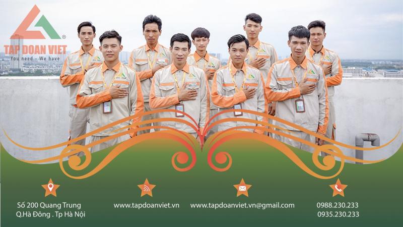 CTCP Dịch vụ Tập Đoàn Việt
