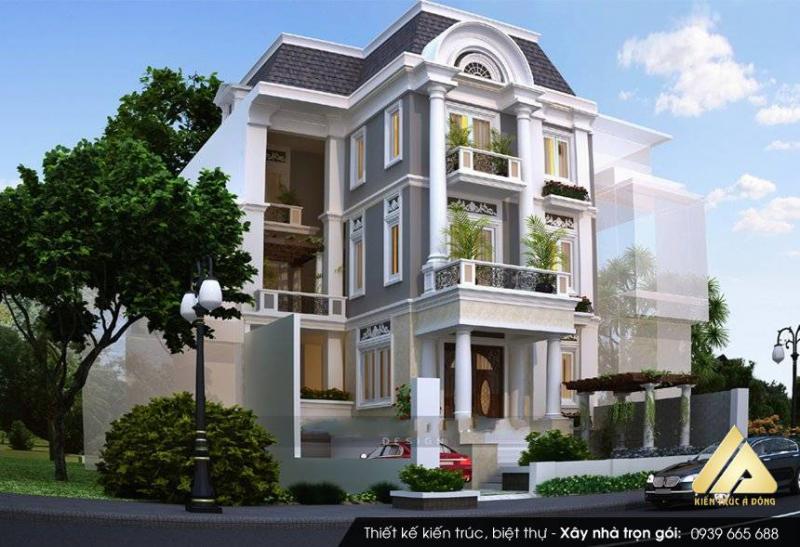 CTCP Kiến trúc Nội thất Á Đông