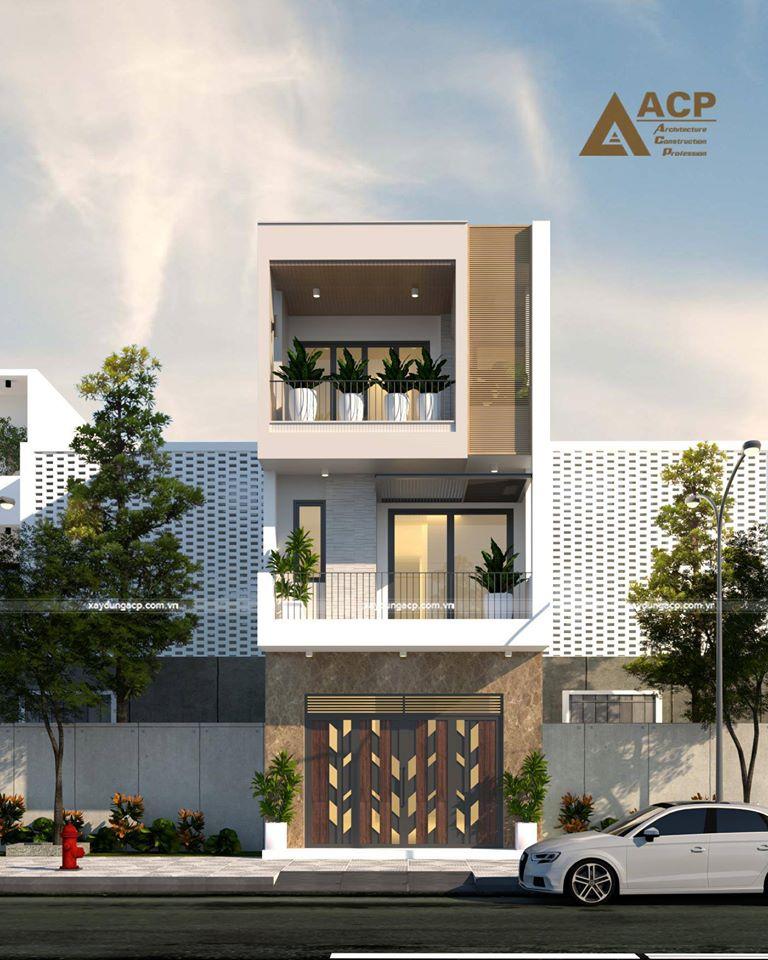 CTCP Kiến trúc Xây Dựng ACP
