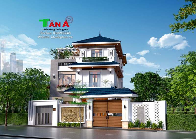 CTCP Kiến trúc Xây dựng Tân Á