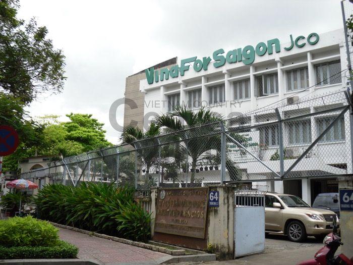 Công ty cổ phần sản xuất và xuất nhập khẩu lâm sản Sài Gòn - VinaFor
