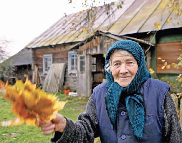 Cụ bà Maria Kononovich