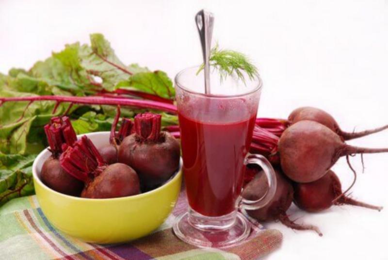 Củ cải giúp phòng tăng huyết áp