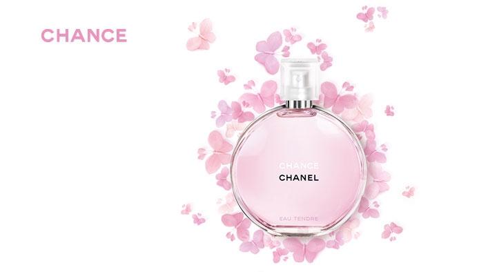 Chanel Chance Eau Tendre dành cho những cô nàng Cự Giải