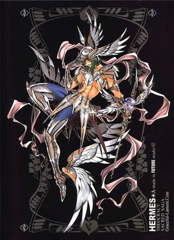 Thần Hermes