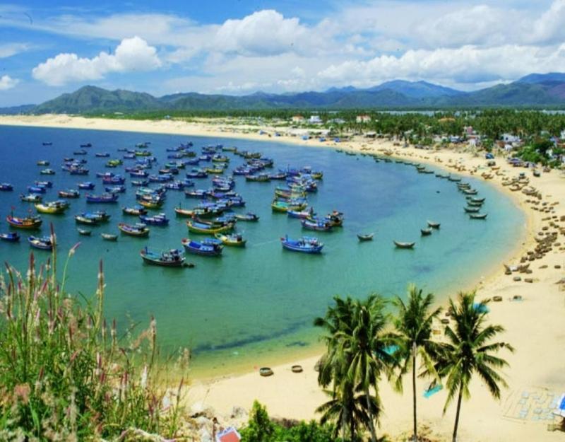 Cù Lao Xanh- Thành phố Quy Nhơn - Tỉnh Bình Định