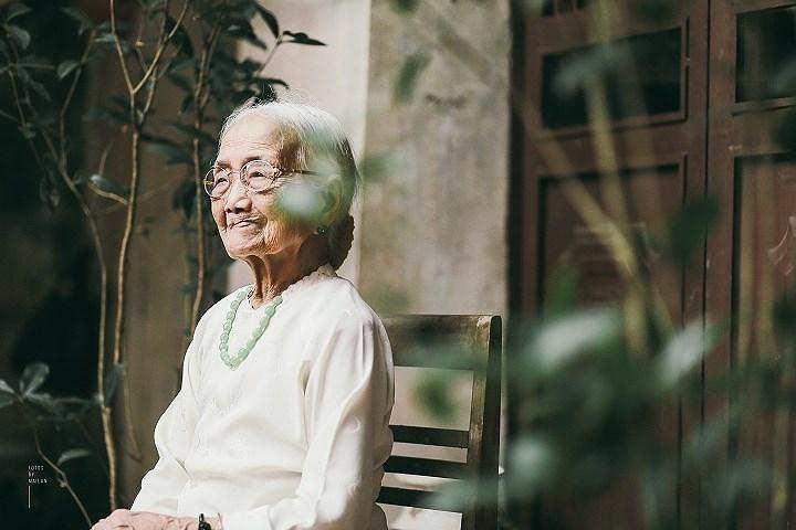 Cụ Nguyễn Thị Xuân