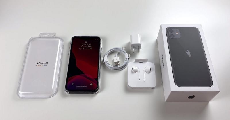 Củ Sạc Nhanh 18W Dành Cho Iphone 11, Iphone 11 Pro, Iphone 11 Promax - Cốc Sạc 18w Đầu Ra Usb C Cho IP 11
