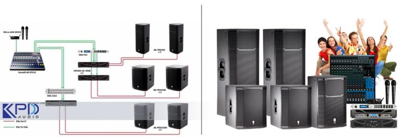 Top 9 cửa hàng âm thanh/ thiết bị âm thanh uy tín nhất tại Hà Nội