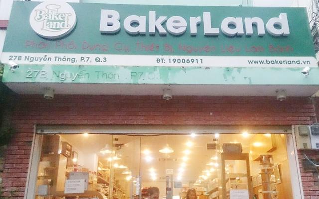 Cửa hàng Bakerland