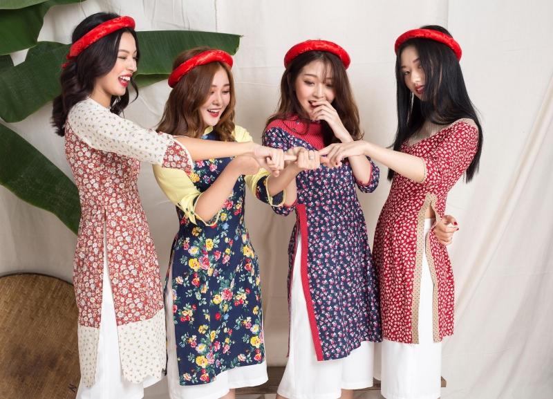Top 12 Cửa hàng bán áo dài cách tân đẹp nhất ở Sài Gòn