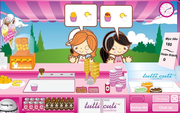 Cửa hàng bán kem