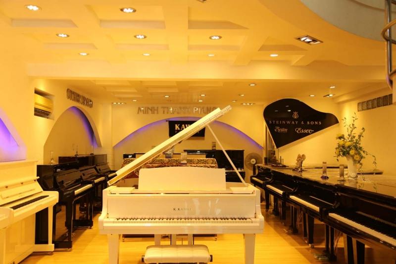 Cửa hàng bán nhạc cụ – Minh Thanh P.I.A.N.O