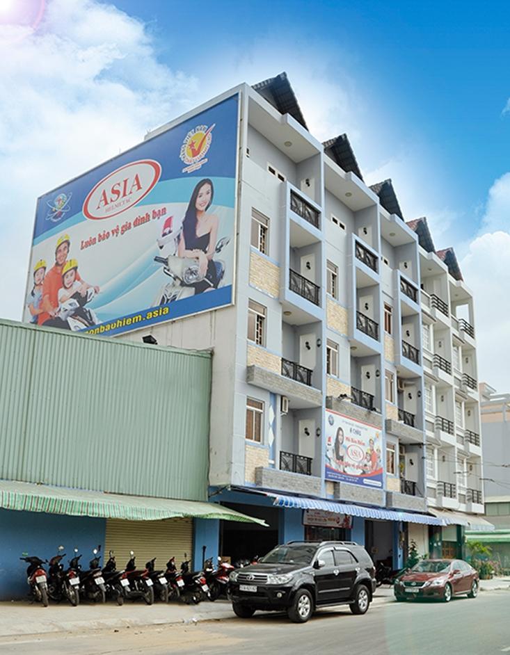 Cửa hàng của Công Ty TNHH SX - TM - Kỹ Thuật Á Châu
