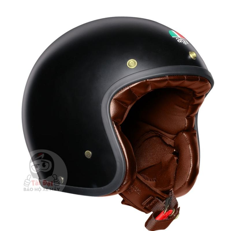 AGV X70 MATT BLACK GOLD 6.990.000 đồng