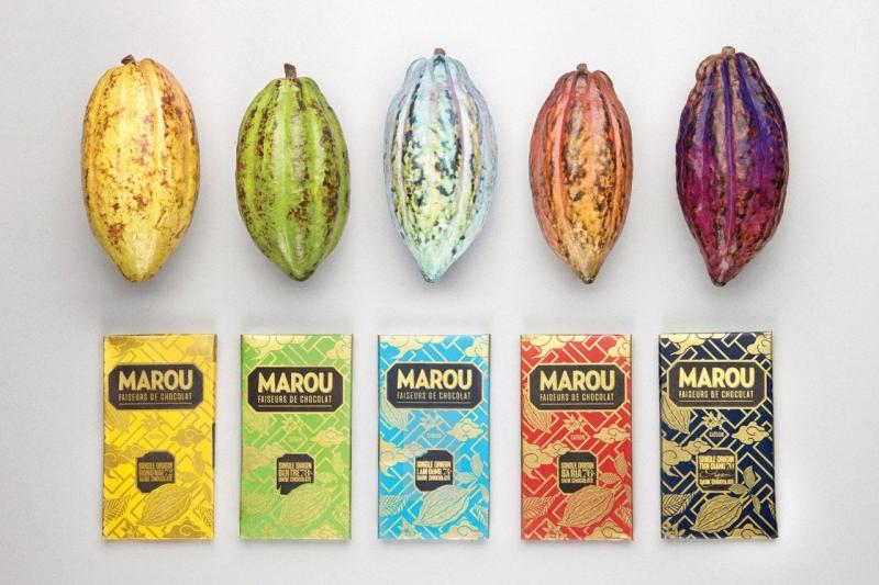 sô cô la Marou ngon và tinh tế nhất thế giới.