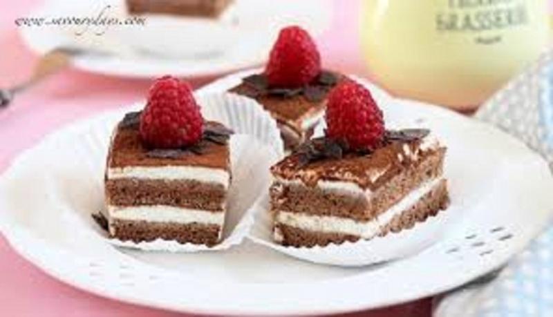 Bánh tiramisu cốt sô cô la cực ngon