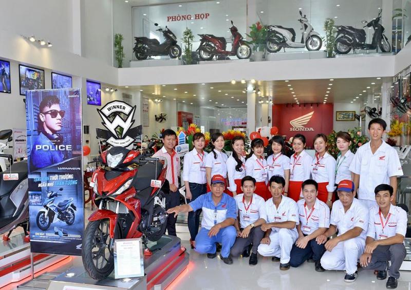 Top 8 Cửa hàng bán xe máy uy tín nhất Đồng Tháp
