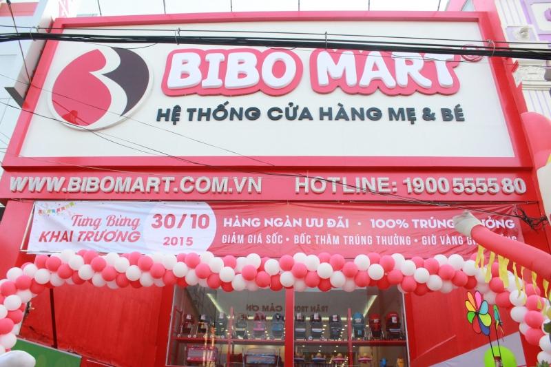 Cửa hàng Bibo Mart