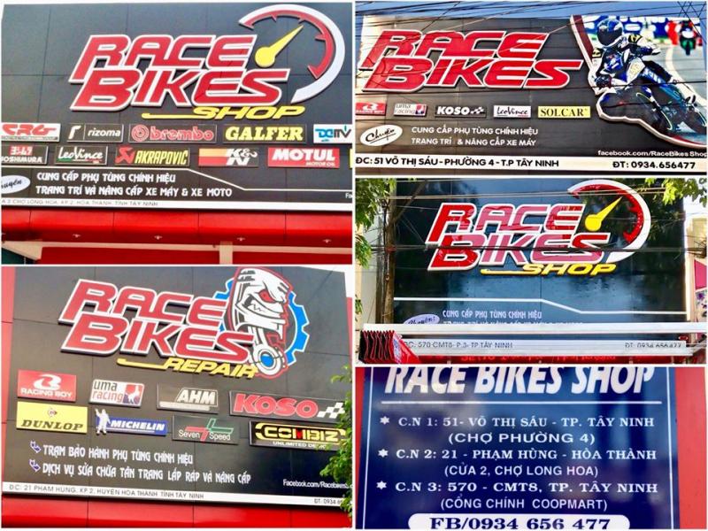 Race Bikes Shop