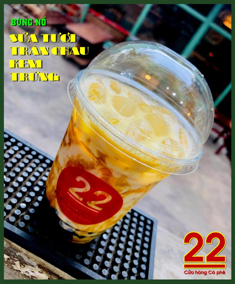 Cửa hàng cà phê số 22