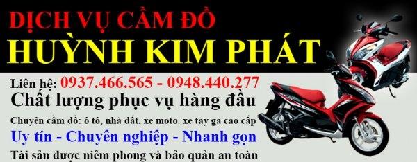 Dịch vụ cầm đồ Huỳnh Kim Phát